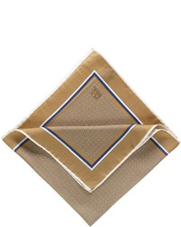 Jos. A. Bank Square Block Neat Pocket Square