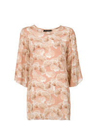 Andrea Marques Printed Blouse