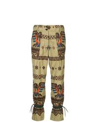 Sacai Drawstring Detail Trousers