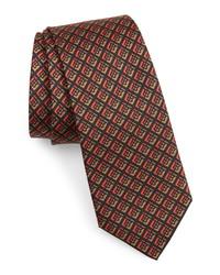 Burberry Manston Monogram Silk Tie