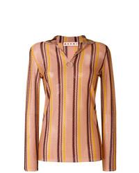 Marni Stripe Knitted Jumper