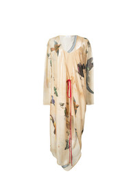 Vionnet Printed Wrap Dress