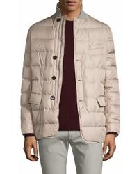 Allegri Micro Taffeta Puffer Jacket