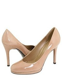 Tan pumps original 1630401