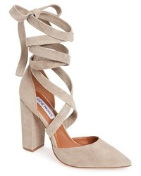 Steve Madden Bryony Lace Up Pump