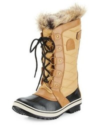 Tofinotm ii fur trim quilted boot medium 815377