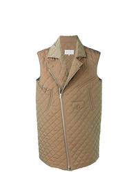 Maison Margiela Oversized Quilted Vest