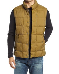 Madewell Quilted Puffer Vest