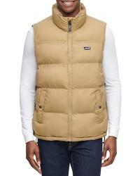 Levi's Water Resistant Puffer Vest