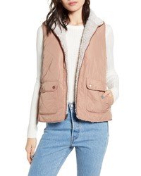 Thread & Supply Wubby Reversible Quilted Vest