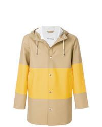 Tan Raincoat