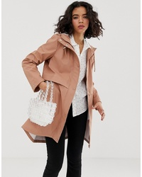 Vero Moda Hooded Rain Coat