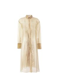 Jil Sander Single Breasted Raincoat