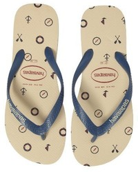 Havaianas Top Nautical Flip Flop