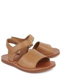 Pom D'Api Pom Dapi Velcro Strap Sandals