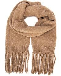 Maison Margiela Knitted Oversize Scarf