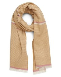 BP. Mixed Weave Stripe Scarf