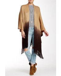 Just Jamie Ombre Cashmere Feel Ruana