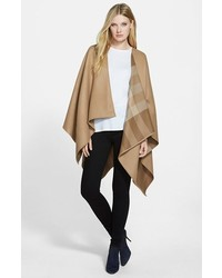 Reversible merino wool cape medium 385584