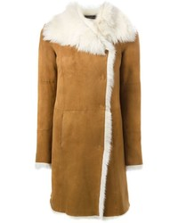 Lamb fur coat medium 372287