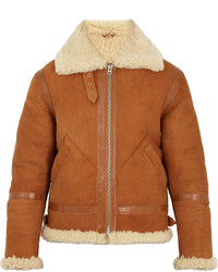 01a29575589 Men's Shearling Jackets by Acne Studios | Men's Fashion | Lookastic.com