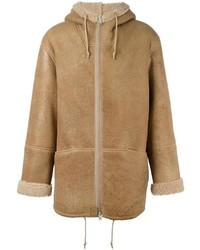 Yeezy Shearling Coat