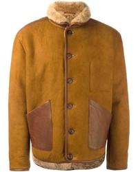 YMC Shearling Jacket