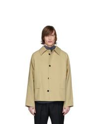 Kassl Editions Beige Original Trench Jacket