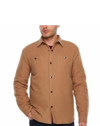 Big Mac Quilt Lined Shirt Jacket