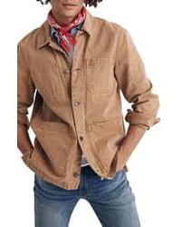Madewell Canvas Chore Jacket