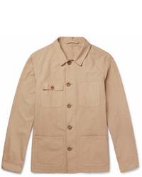 Altea Cotton Poplin Shirt Jacket