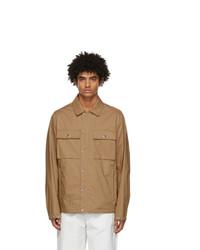 Moncler Tan Astruc Jacket