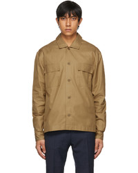 BOSS Tan Nolan Shirt