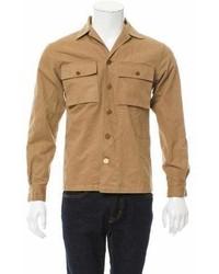 Officine Generale Utility Shirt Jacket