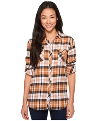 Volcom Desert Fly Long Sleeve Shirt Long Sleeve Button Up