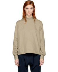 Studio Nicholson Taupe Christy Shirt