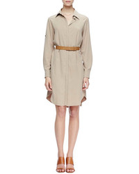 Tan shirtdress original 10214937