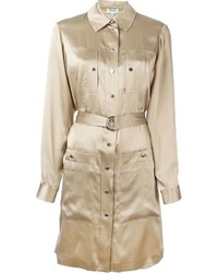 Kenzo Sand Shirt Dress