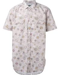 Eleventy Short Sleeve Shirt