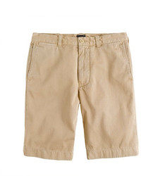 J.Crew 105 Short In Gart Dyed Cotton