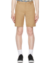 Burberry Beige Shibden Chino Shorts