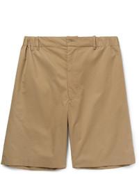 Stella McCartney Cotton Twill Shorts