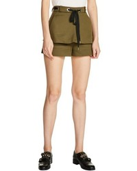 Double layer drawstring shorts medium 5255726
