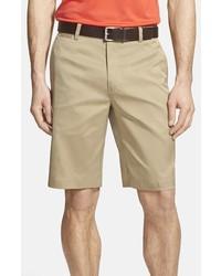 Flat front golf shorts medium 670755