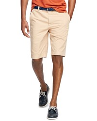 Brooks Brothers Gart Dyed Plain Front 11 Twill Bermuda Shorts