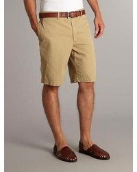 Tommy Hilfiger New Chino Cotton Flat Front Logo Shorts See Colorssizes