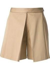 Ermanno Scervino Pleated Shorts