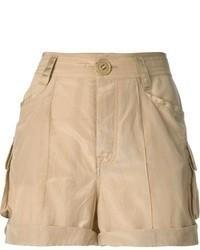Ralph Lauren Blue Safari Style Shorts