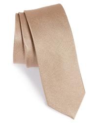 The Tie Bar Solid Silk Tie