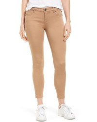 Connie stretch twill ankle skinny pants medium 4952551